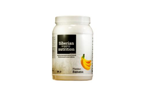 JN Power Protein (Justnative), Банан, 900 г