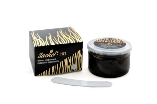 Sachel HG пилинг эксфолиант с водорослями аскофиллум, Сашера мед, 200мл